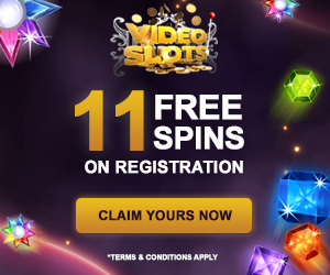 Get Free Slot Spins at VideoSlots.com Here